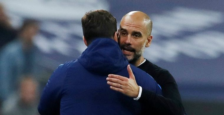 'Manchester City-directeur Bergiristain was in de Arena voor pareltje van Ajax'
