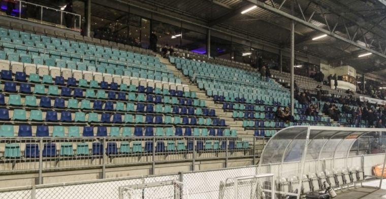 Raar, maar waar: Nederlandse match afgelast wegens 'gescheurd' gras