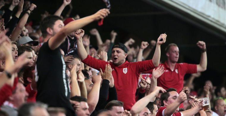 De ambiance op hun tribunes is uniek voor het Belgische voetbal