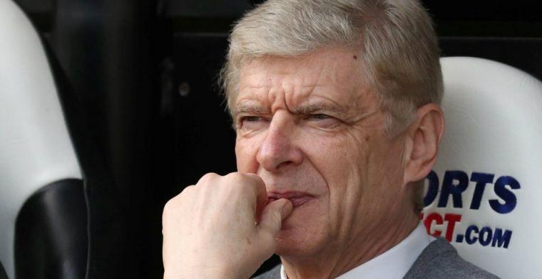 'Geschrokken Wenger móet vertrekken; Arsenal geeft manager fortuin mee'