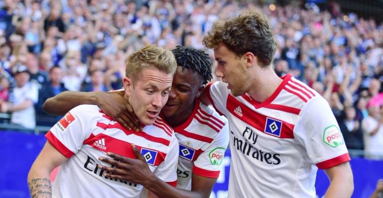 B-ploeg Bayern wint opnieuw, Hamburger SV doet uitstekende zaak