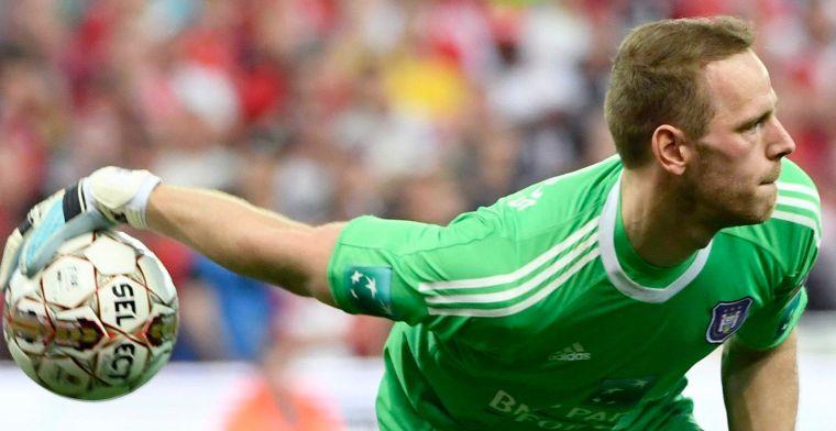 Sels opnieuw in de fout, Anderlecht vroeg op achterstand: 'Stuur hulp'