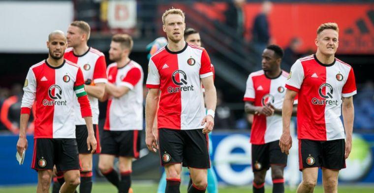 Stroeve start bij Feyenoord: Ja, er waren omstandigheden in de privésfeer