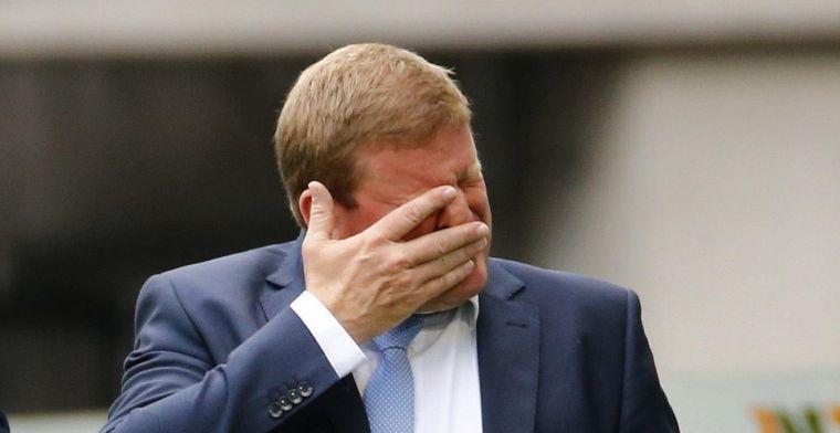 Na nederlaag tegen KRC Genk zijn er nog meer zorgen bij Anderlecht