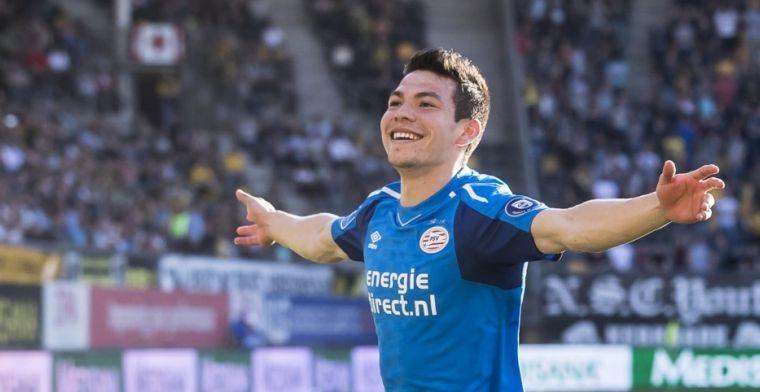 PSV houdt rekening met vertrek: 'In dat geval komt er echt wel een aankoop'