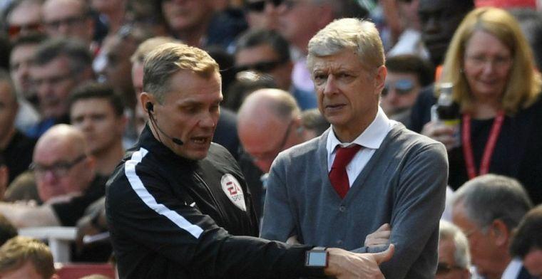 Zonnige start van afscheidstournee Wenger: ruime zege in Londense derby