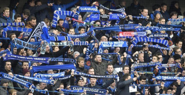 Opvallend: Brugge weet nu al wanneer het titel gaat vieren