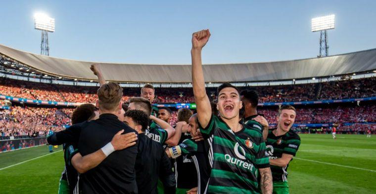 'Liever vierde en de beker winnen dan als Ajax op de tweede plek eindigen'
