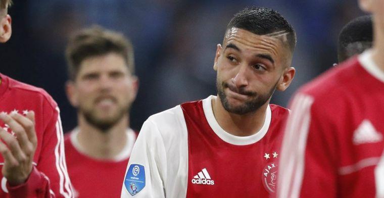 Gullit over Ajax-fans en mikpunt Ziyech: Ik kon er gewoon niet naar kijken