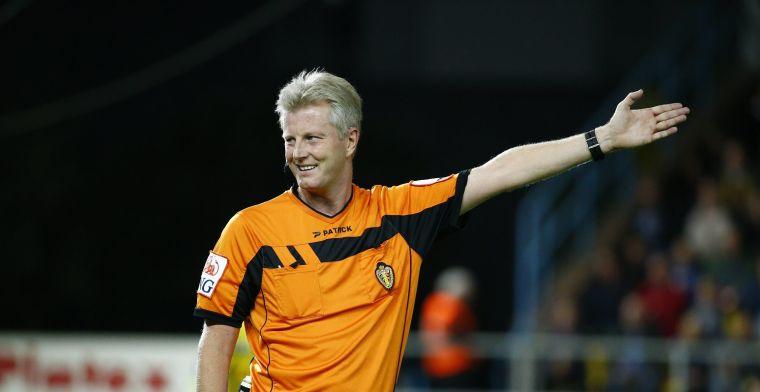 VAR zwaar onder vuur na Racing Genk - Anderlecht: 'Zeer vreemd'