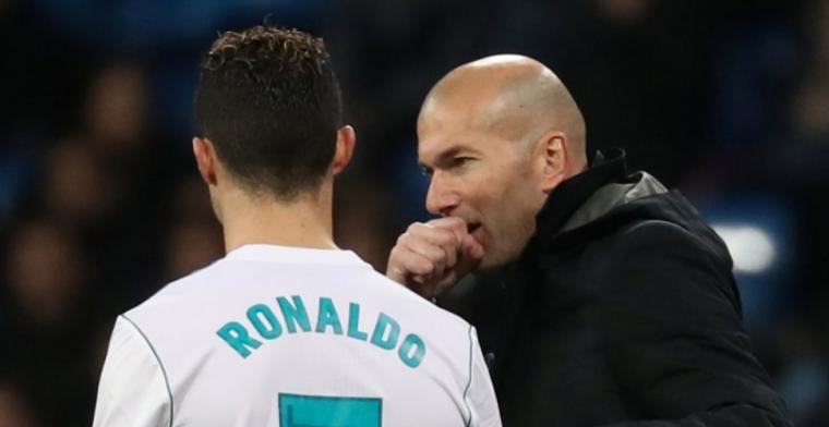 'Zidane houdt zijn hart vast: Cristiano Ronaldo krijgt sprintverbod opgelegd'
