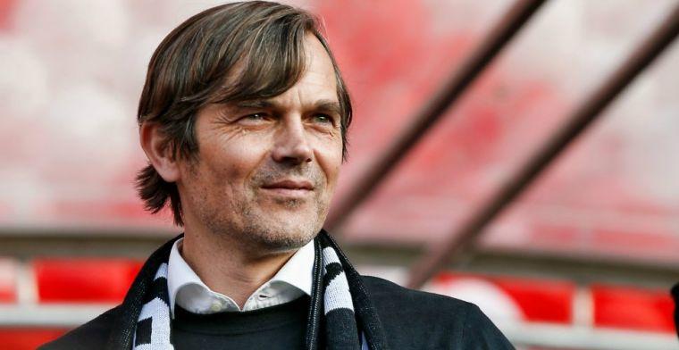 Cocu zet 'winnaar' van PSV voor 2000 man: Even uit je comfortzone komen