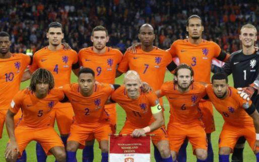 Afbeelding: KNVB gaat na Sneijder méér ex-internationals eren: