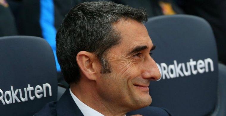 'Onrust bij Barcelona: bekritiseerde Valverde overweegt op te stappen'