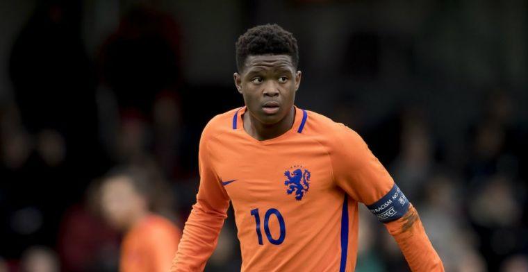 Van Ajax naar Chelsea: Ik hoop ooit zo goed te worden als Kluivert