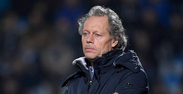 'Standard heeft keuze tussen Preud'homme en Sa Pinto al gemaakt'