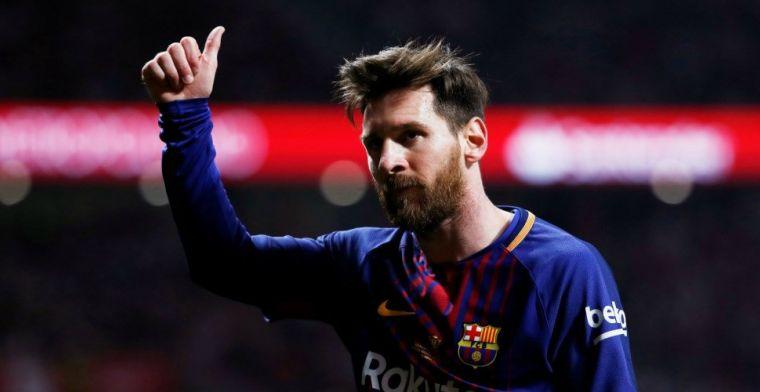 Onderzoek toont enorm inkomensverschil tussen Messi en Ronaldo aan