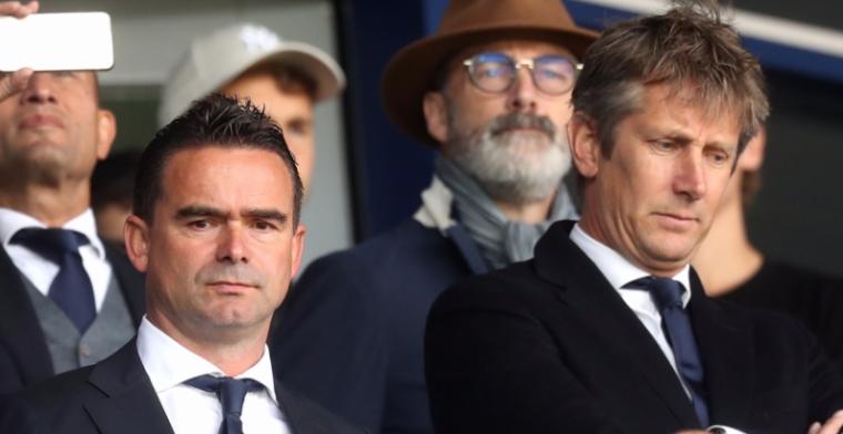 Waterreus ziet 'identiteitscrisis' bij Ajax: 'Heeft Cruijff zich echt in vergist'