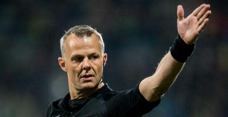 Fraai nieuws voor Kuipers: UEFA beloont Nederlandse arbiter met absolute kraker
