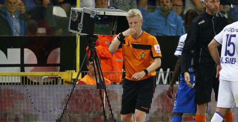 Anderlecht onterecht geholpen door de VAR? Het is zeker geen clear error