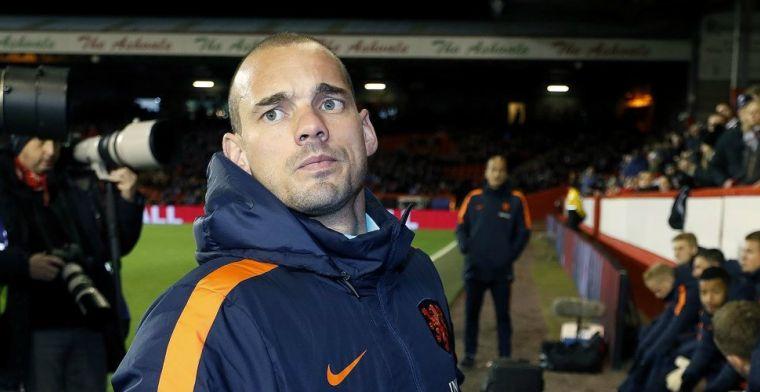 KNVB eert recordinternational Sneijder met afscheidsduel: Zoals ik het droomde