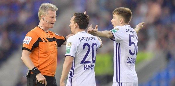 Veel frustratie na Genk-Anderlecht, scheidsrechter reageert: Niet sportief