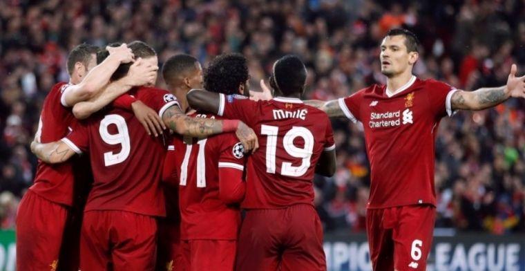 'Windkracht 10' in Liverpool: 'Heeft AS Roma al aangifte gedaan? Goeiedag zeg'