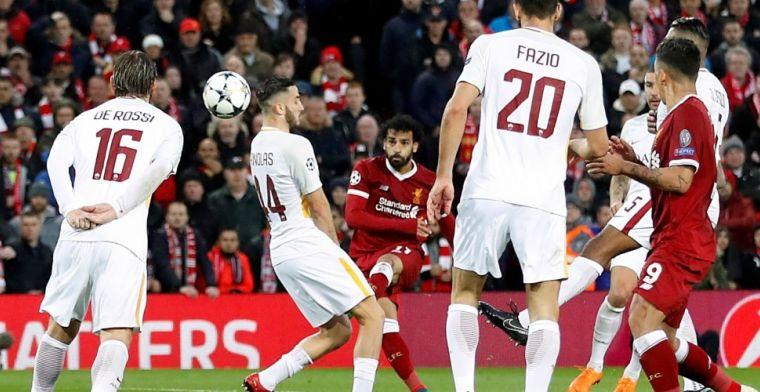 Wervelend Liverpool laat Roma toch nog dromen van nieuwe 'Romantada'