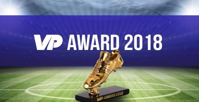 VP Award 2018: wie volgt Jörgensen op als beste speler van Eredivisie?