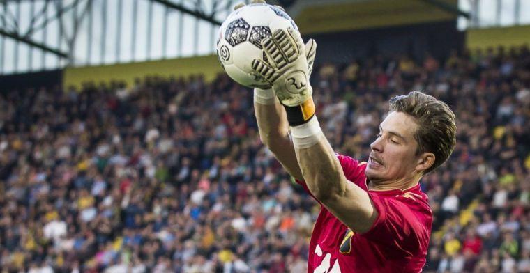 'NAC en FC Twente jagen op doelman; concurrentie van Lazio, Roma en Udinese'