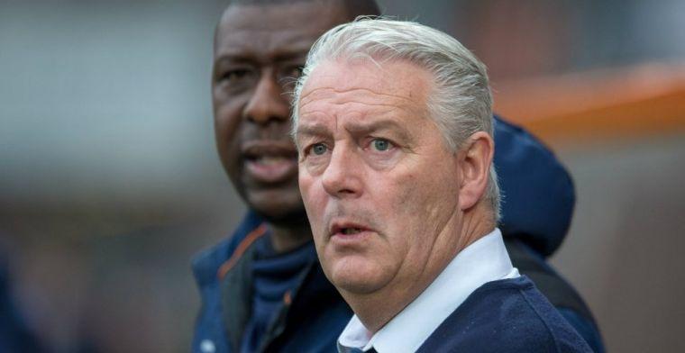 Jupiler League-club stuurt trainer weg: 'We gaan een nieuwe koers varen'