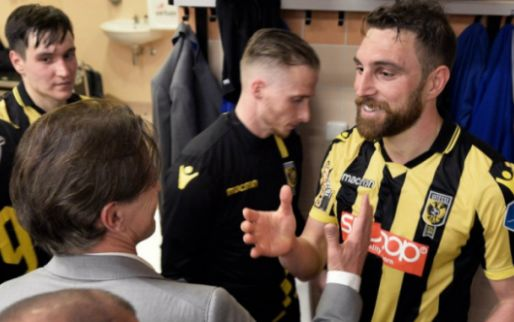 Afbeelding: Twintig procent salaris ingeleverd bij Vitesse: