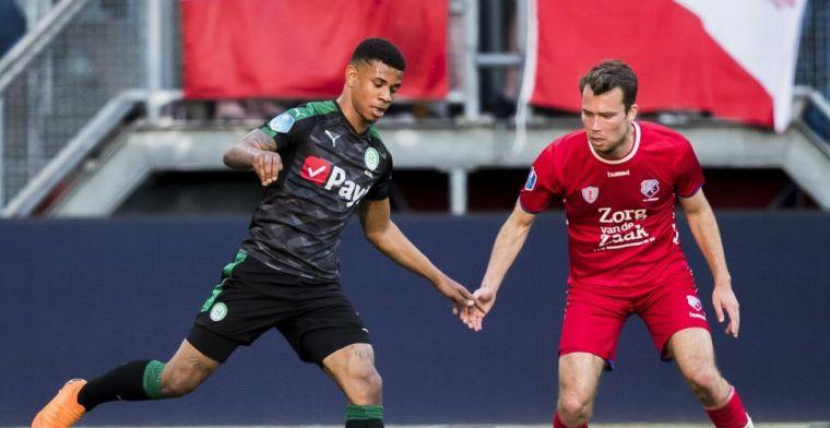 FC Groningen in de wachtkamer: 'Kijk dan wel of we gaan verlengen of niet'