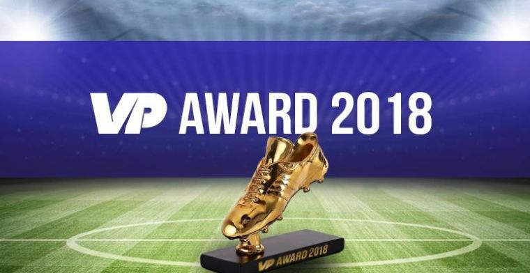 VP Award 2018: Ajax, Feyenoord en AZ op podium, PSV blijft vooralsnog achter