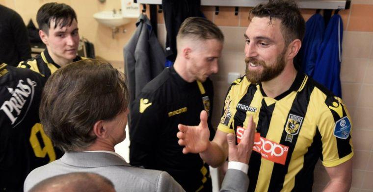 Twintig procent salaris ingeleverd bij Vitesse: Dat is veel geld, hè