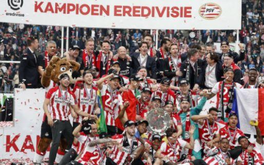 Afbeelding: 'Werk aan de winkel, want er lijken weer goede spelers weg te gaan bij PSV'