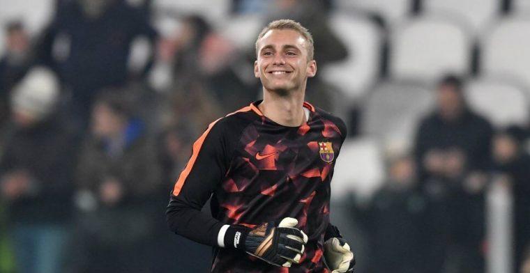 'Vier topclubs volgen Cillessen: Barça verklaart Nederlander 'intransferible''