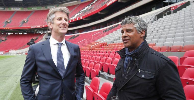 Rijkaard duidelijk over Ajax-terugkeer: 'Ik doe alleen mee aan kroegpraat'