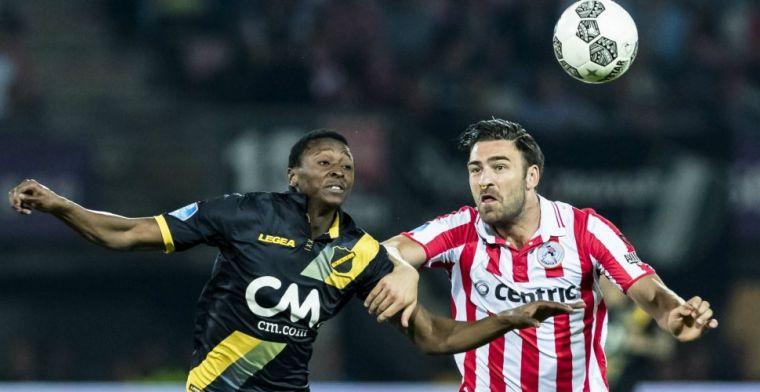 Spartaan blikt vooruit: Andere jongens van Feyenoord willen zich bewijzen