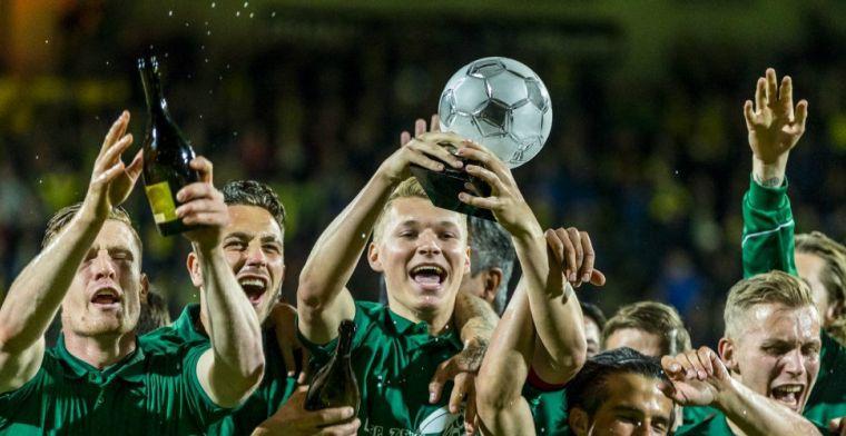 Fortuna Sittard boekt overwinning en keert na 16 jaar terug in Eredivisie