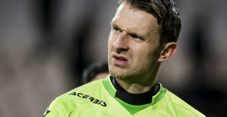 'KVM  anticipeert op vertrek Coosemans met Belgische terugkeer van ervaren goalie'