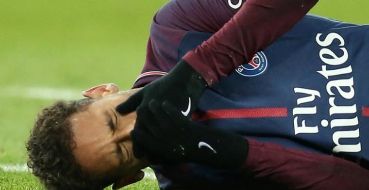 PSG-fans halen uit naar 'respectloze' Neymar: 'Ons geduld raakt ook een keer op'