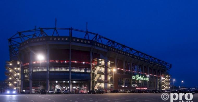 Twente-fans niet toegelaten bij Vitesse: 'In dit geval niet gebeurd'