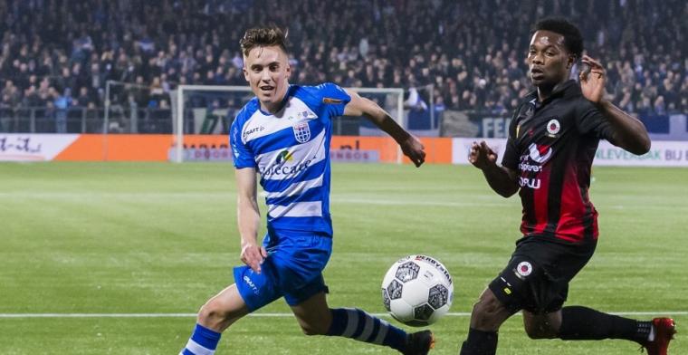 Eredivisie-uitblinker gelinkt aan Belgische top: Niet mee bezig