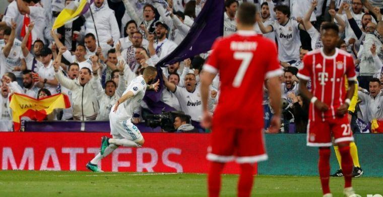 Real Madrid gewaarschuwd voor finale: 'Dan kan Liverpool ...