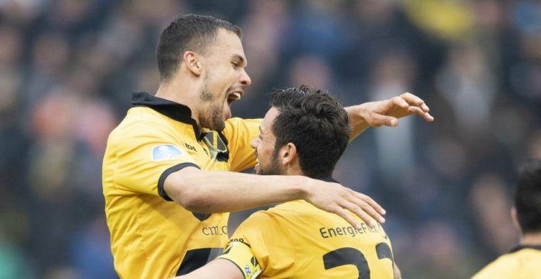 'NAC raakt captain kwijt: belangstelling uit Engeland, Spanje en Duitsland'
