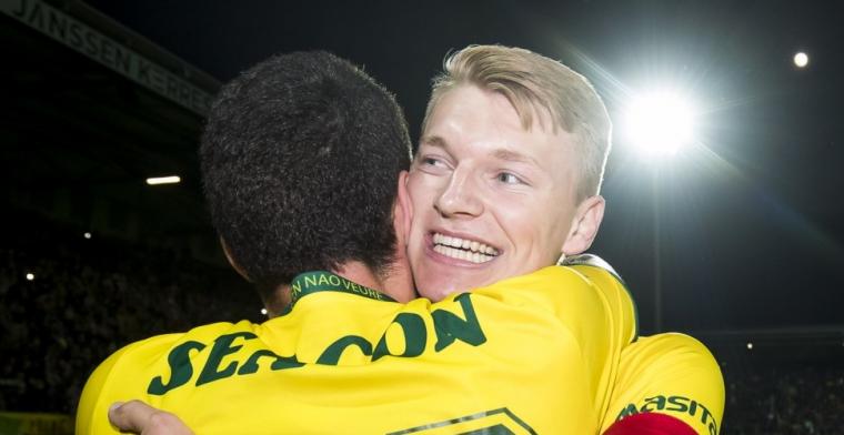 'Ik weet hoe groot de stap is en accepteer het als ik bij Jong Ajax moet beginnen'