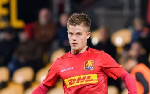 Afbeelding: In verband gebracht met transfer naar Ajax: 'We worden beter als hij blijft'