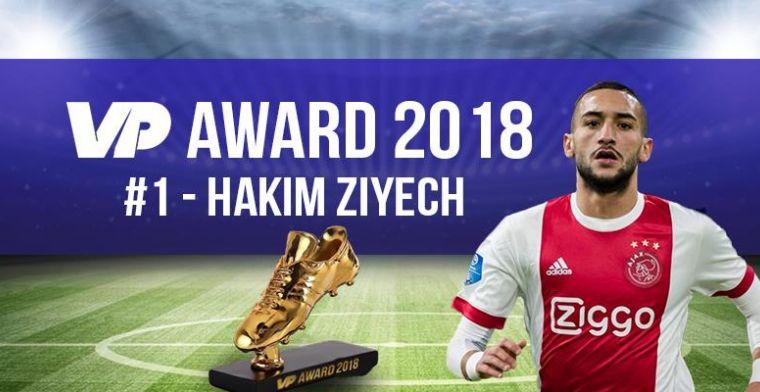 VP Award 2018: Ajax-vedette neemt afscheid met monsterzege