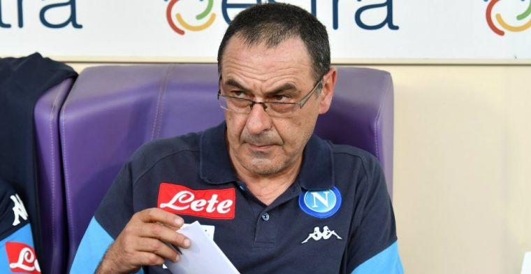 'Explosieve situatie bij Napoli: Mertens moet vrezen voor vertrek van trainer'